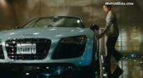 Video Audi R8 2010 - Ironman