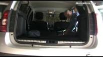 Video Dacia Duster 2010 - Modularidad