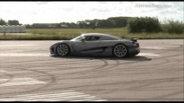 Video Koenigsegg Agera 2012 - Test Track