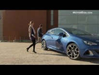 Video Opel Astra 2012 - Opc 1