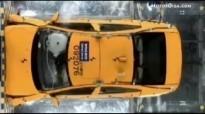 Video Volvo S60 2010 - Crash Test