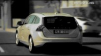 Video Volvo V60 2010 - Teaser