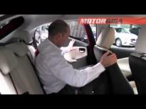 Mazda2 2015: análisis asientos traseros y maletero