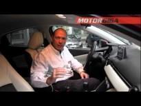 Mazda2 2015: análisis asientos delanteros test review prueba