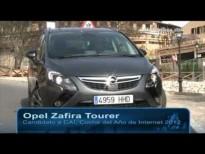 Vídeo Opel Zafira entrevista jefe de producto