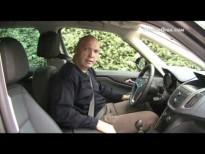 Vídeo Opel Zafira análisis de plazas delanteras