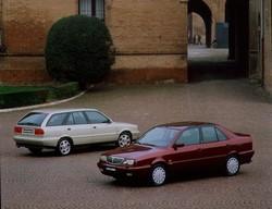 Lancia Dedra: historia