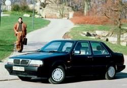 Lancia Thema: historia