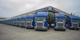 Transports Canyaes suma a su flota 46 Scania R450