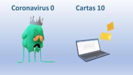 28 marzo 2020 Carta a afectados del Coronavirus