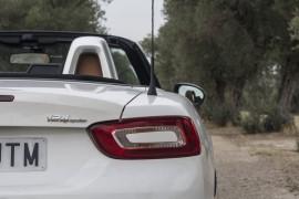Prueba Fiat 124 Spider, un juguete para la Riviera