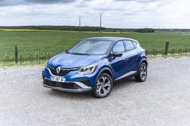 Renault Captur E TECH Híbrido 2021 (primer contacto)