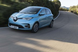 Renault ZOE 2019, toma de contacto