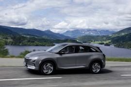 Hyundai NEXO, prueba express
