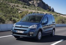 Los vehículos comerciales avanzan en enero un 16,8% con Citroën como líder indiscutible