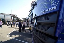 Mercedes-Benz, líder en 2019 de un mercado español de vehículos industriales que avanza un tímido 1%