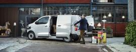 Citroën ë-Jumpy 100% ëlectric, versatilidad 0 emisiones