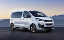 Opel Zafira Life, reinventando su formato en la cuarta generación del modelo