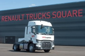 XPO Logistics supera las 2.500 unidades de Renault Trucks Euro 6 en sus filas