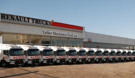 REYCO renueva su apuesta por Renault Trucks sumando a su flota 20 unidades del T 460
