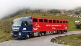 Dachser, una vez más, partner logístico y patrocinador de la Vuelta a España en este 2017