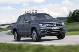 Volkswagen Amarok, elegido Pick Up Internacional del año 2018