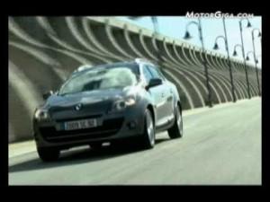 Video - Renault Mégane Sport Tourer