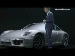 Vídeo diseño porsche 911 2011