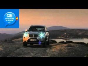 Video BMW X3 -Candidato Coche del Año de Internet 2011-
