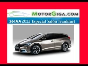 Video Honda Otros Salones - Salon Frankfurt 2013