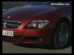 Video - BMW M6 (imágenes oficiales)