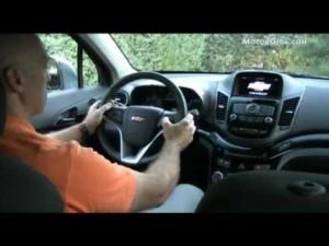 Vídeo Chevrolet Orlando plazas delanteras