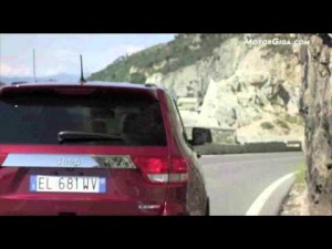 Video Jeep Grand-cherokee 2012 - Srt
