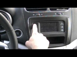 Video Fiat Freemont 2011 - Sistema Infotainment