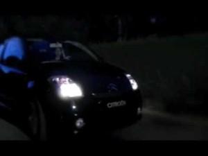 Video - Imágenes oficiales del Citroën C2