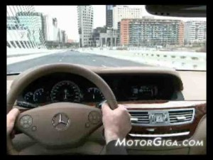 Video - Mercedes Benz S400 híbrido