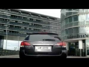 Video Subaru Legacy 2010 - Familiar