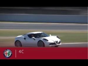 Alfa Romeo 4C: Estrellas sobre el circuito
