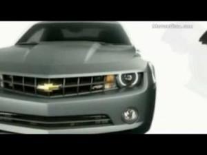 Video Chevrolet Camaro 2010 - Deconstruccion