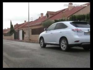 Video - Prueba Lexus RX450H