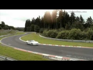 Video Jaguar F-type 2012 - Pruebas 1