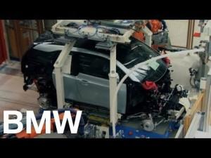 BMW i3 - Arquitectura LifeDrive