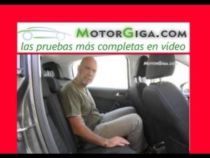 Video Peugeot 208 2013 - Analisis Plazas Traseras