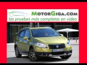 Video Suzuki S-cross 2013 - Caracteristicas Generales