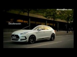 Video Citroen Ds5 2012 - Hibrido