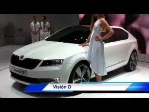 Vídeo Skoda en el Salón de Ginebra 2011