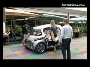 Video - Peugeot BB1 -prototipo, imágenes oficiales- (IAA 2009)