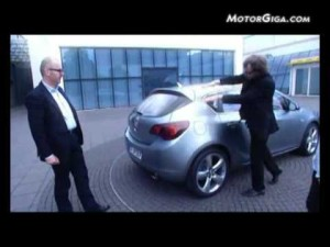 Video - Diseño del Opel Astra 2009