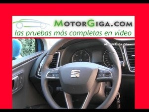 Video Seat Leon 2013 - Analisis Plazas Delanteras