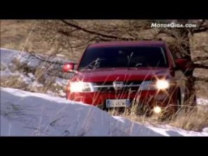 Video Fiat Freemont 2012 - Awd